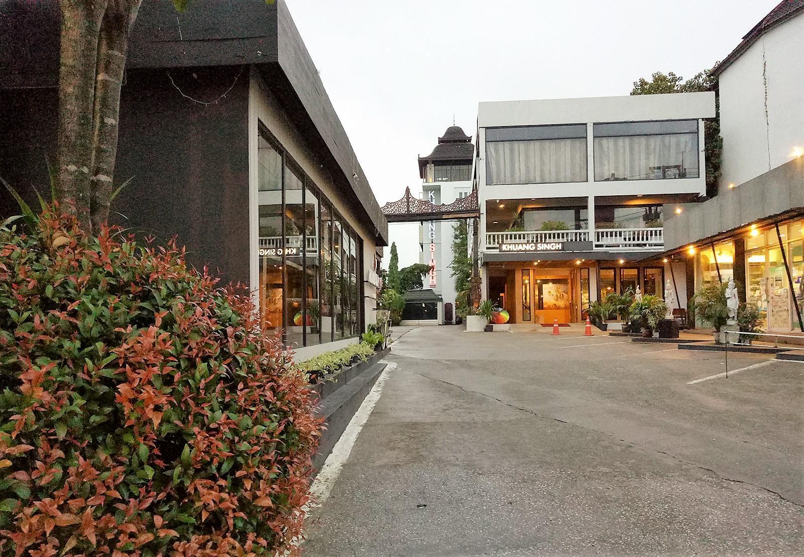 รีวิวล่าสุด ข่วงสิงห์ เรสซิเดนซ์ เชียงใหม่ (Khuang Singh Residence Chiang Mai) รีวิว Pantip