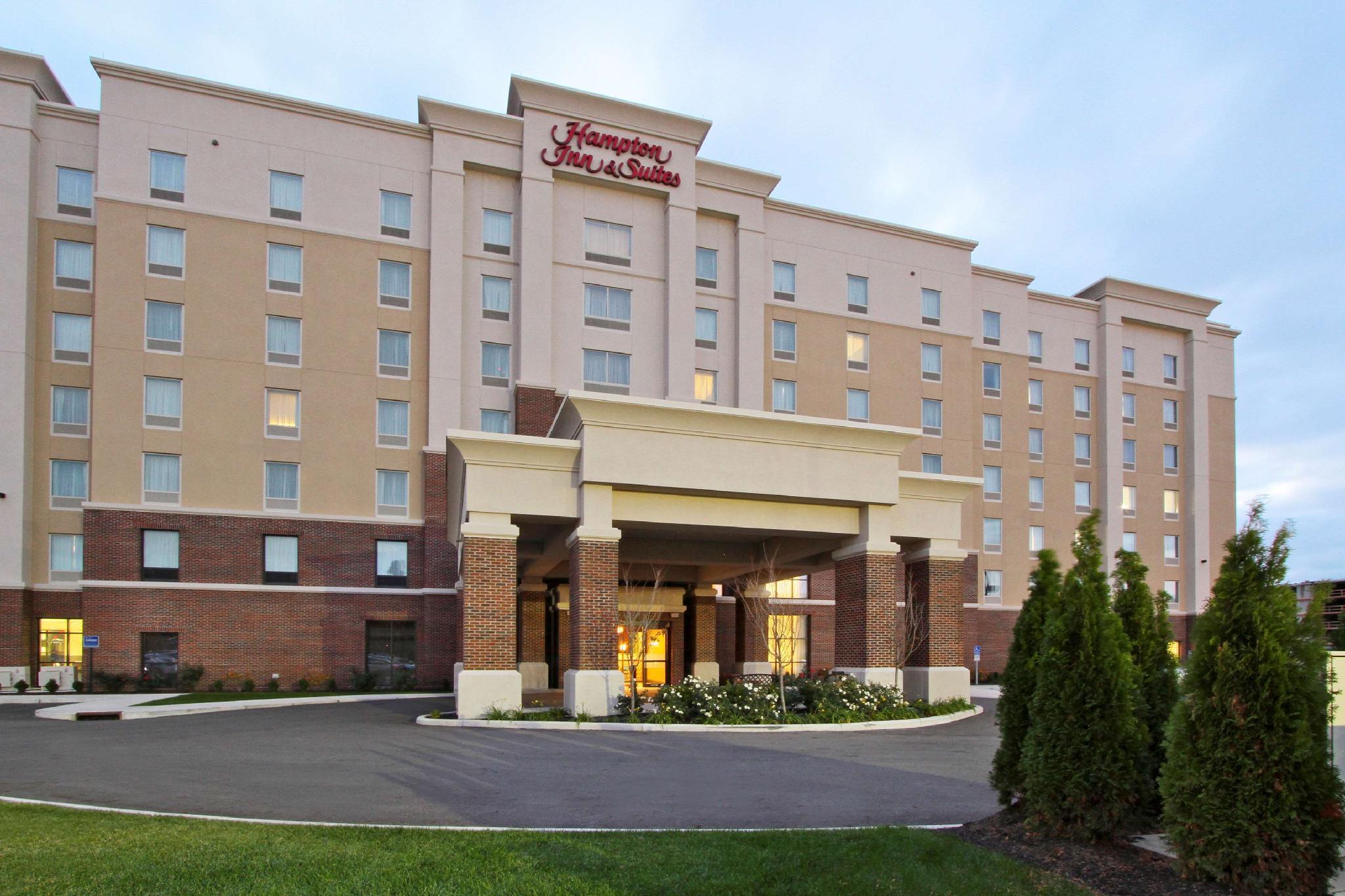 Hampton Inn And Suites Columbus University Area