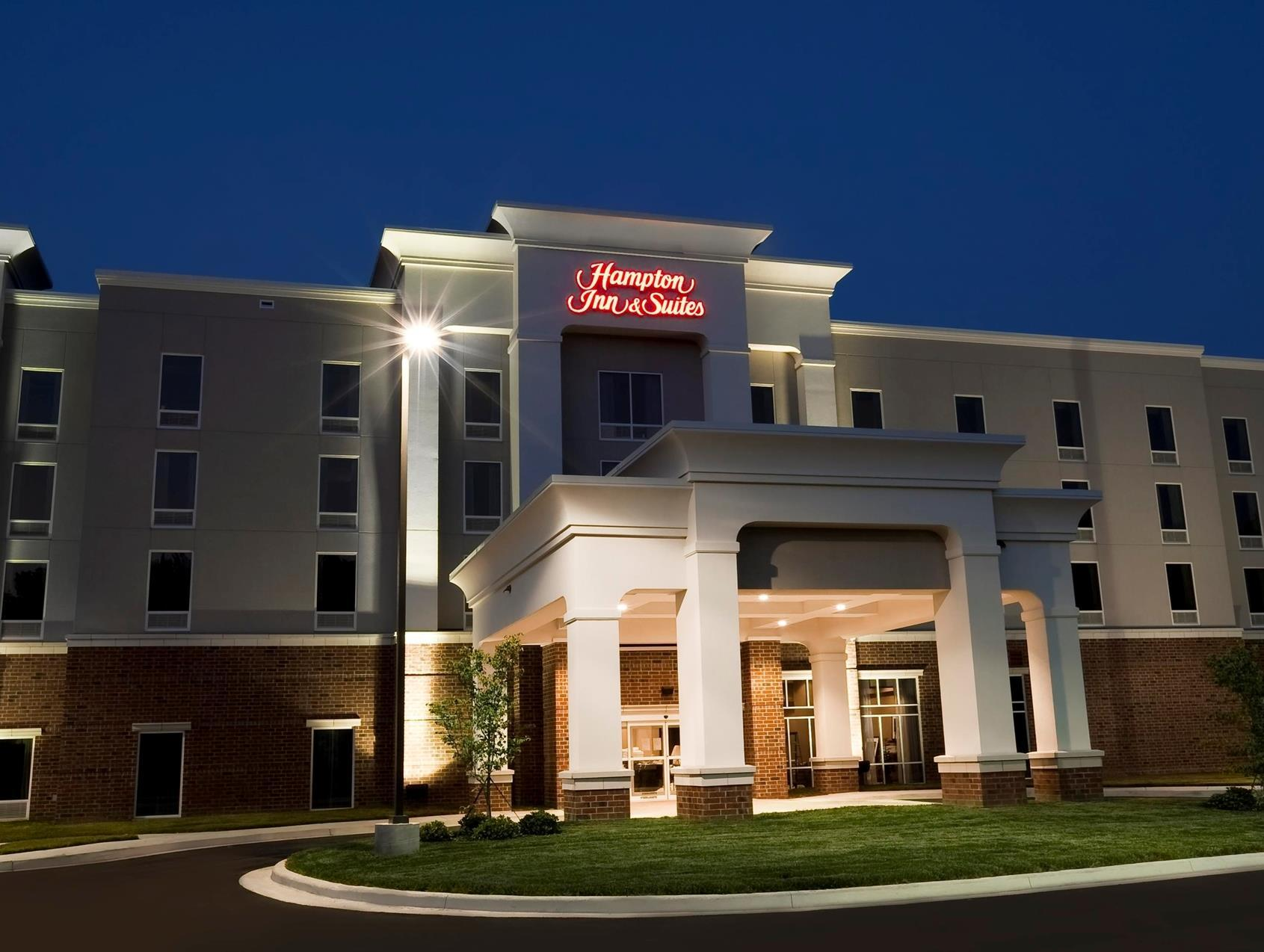Hampton Inn And Suites Huntsville Southeast Hampton Cove