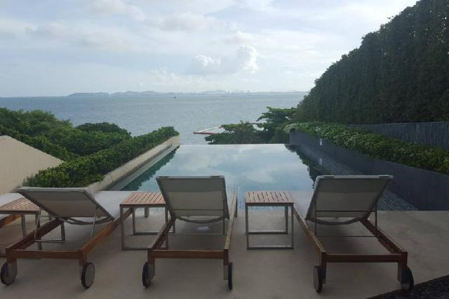 Private beach, stunning pool, tranquil Pattaya – Private beach, stunning pool, tranquil Pattaya