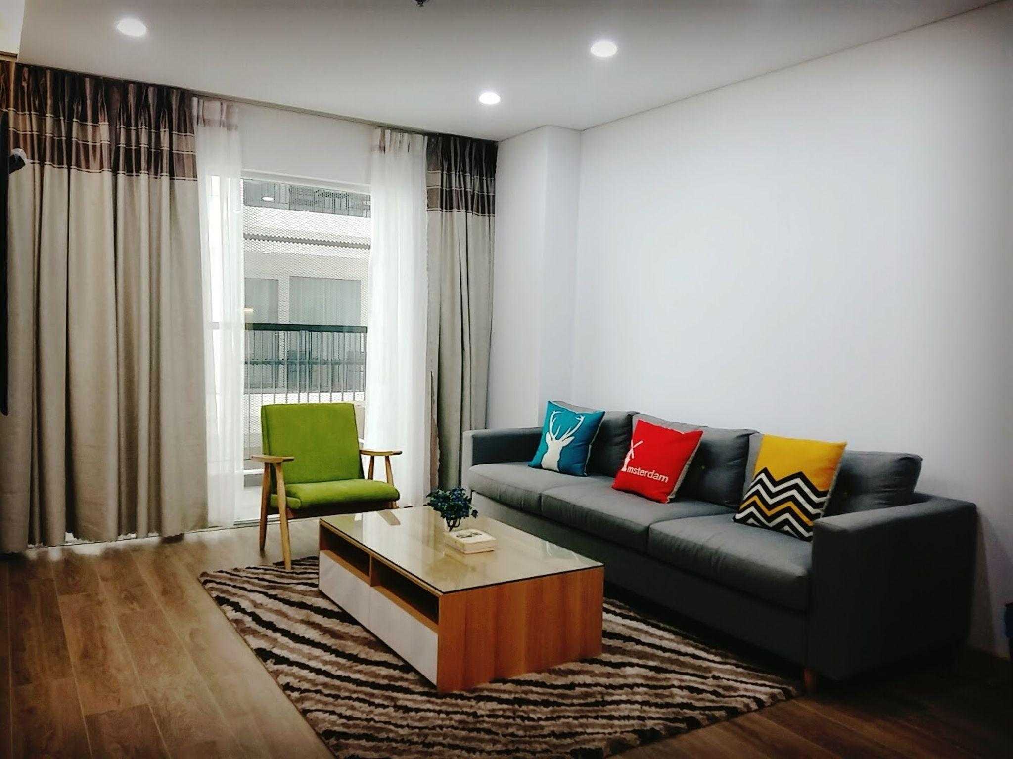 F Home Two Bedrooms Apartment Near To Han River 2