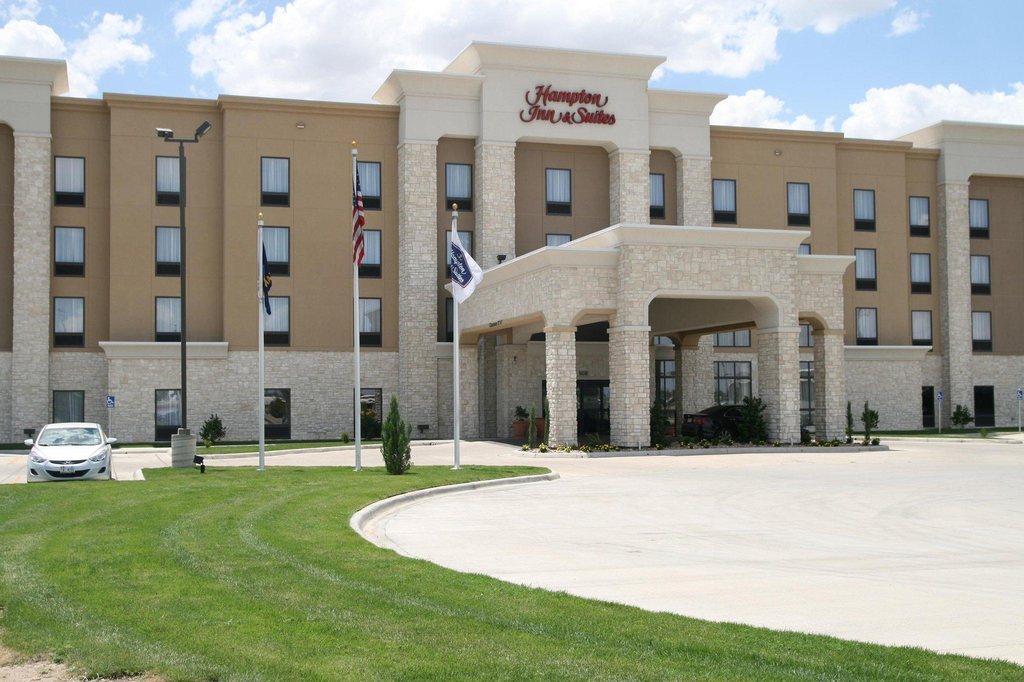Hampton Inn And Suites Liberal