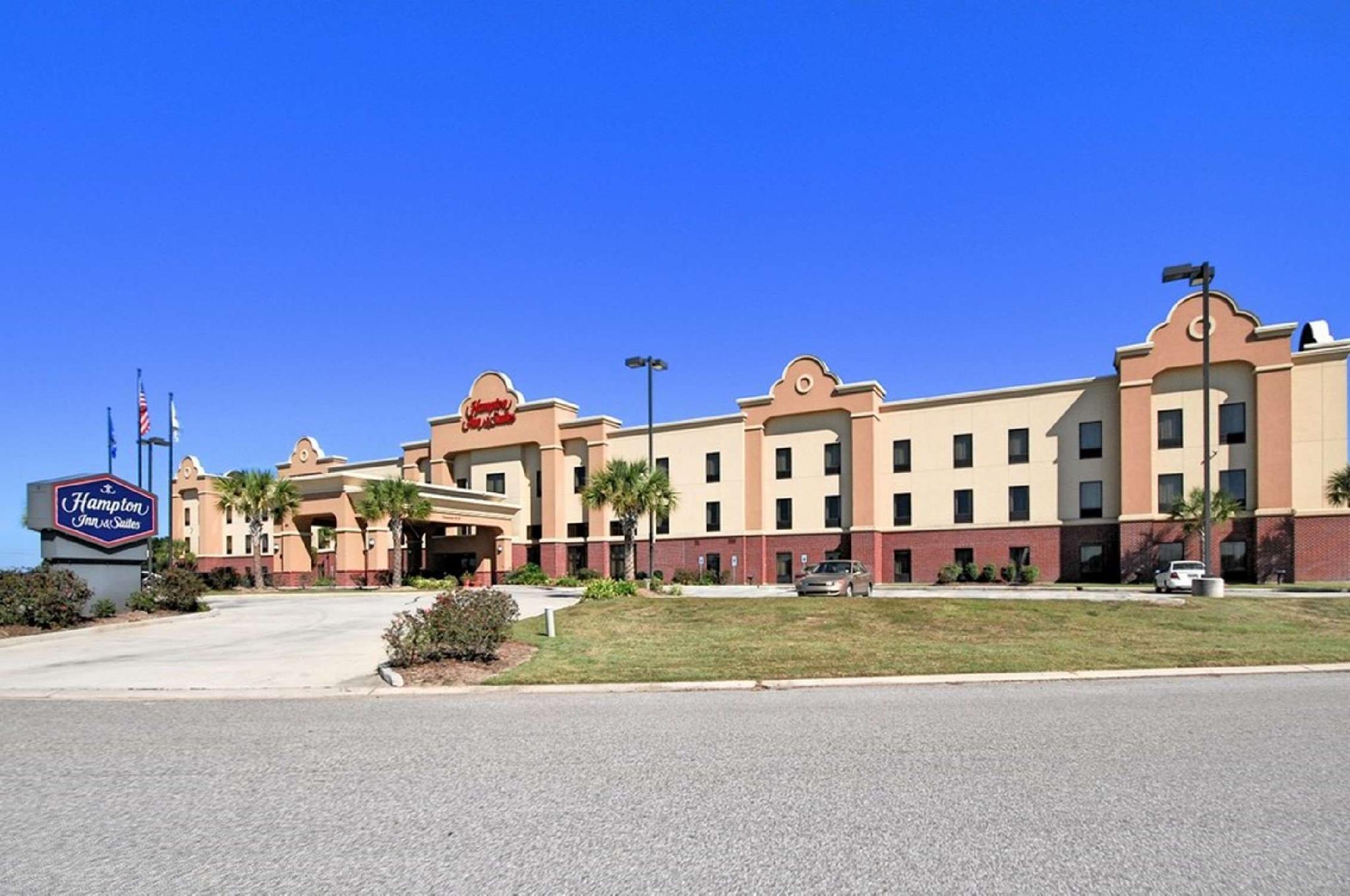 Hampton Inn And Suites New Iberia