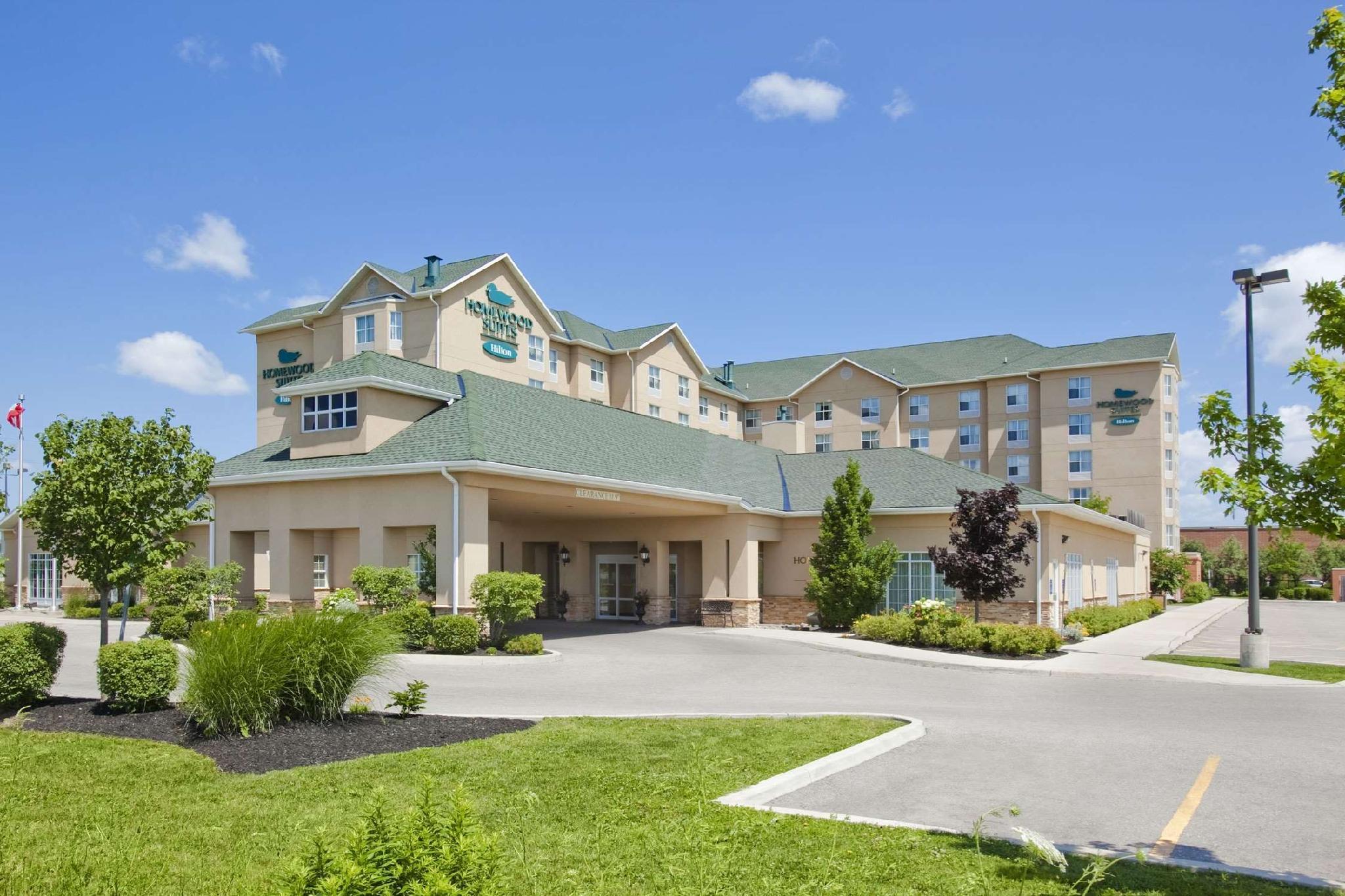 Homewood Suites By Hilton Cambridge Waterloo Ontario