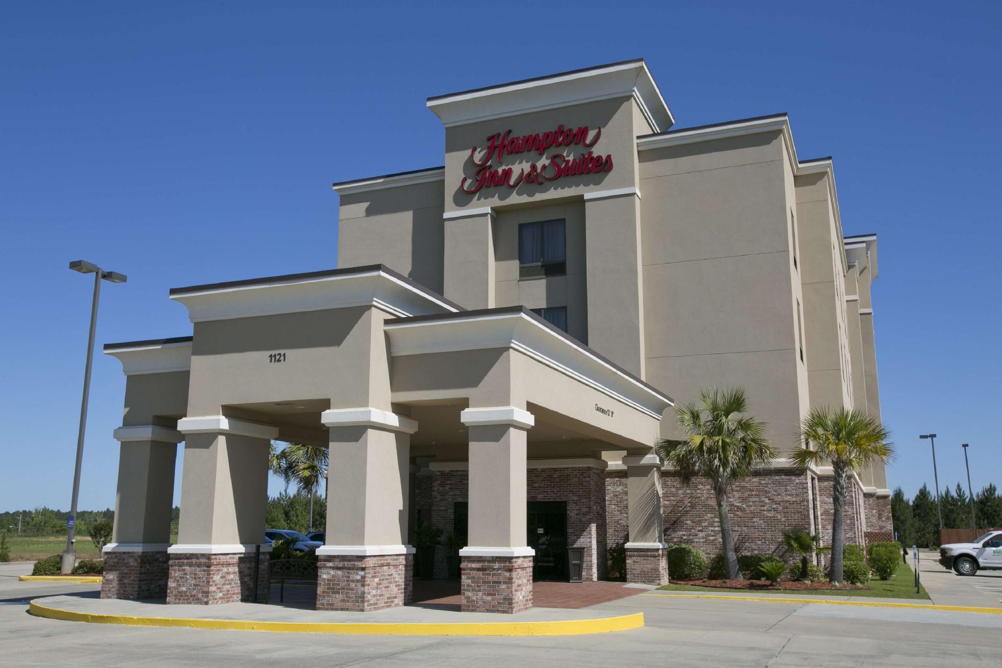 Hampton Inn And Suites Wiggins