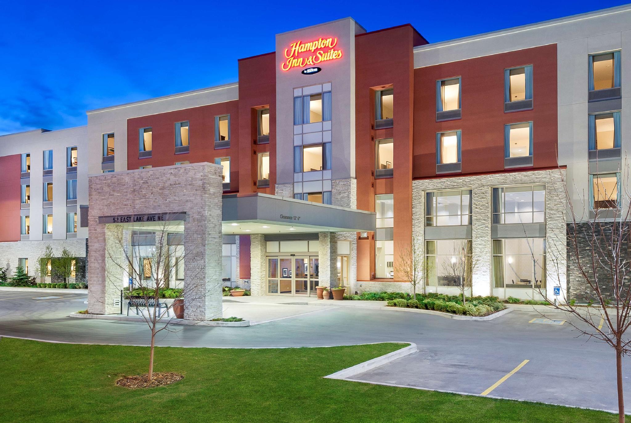 Hampton Inn And Suites Airdrie
