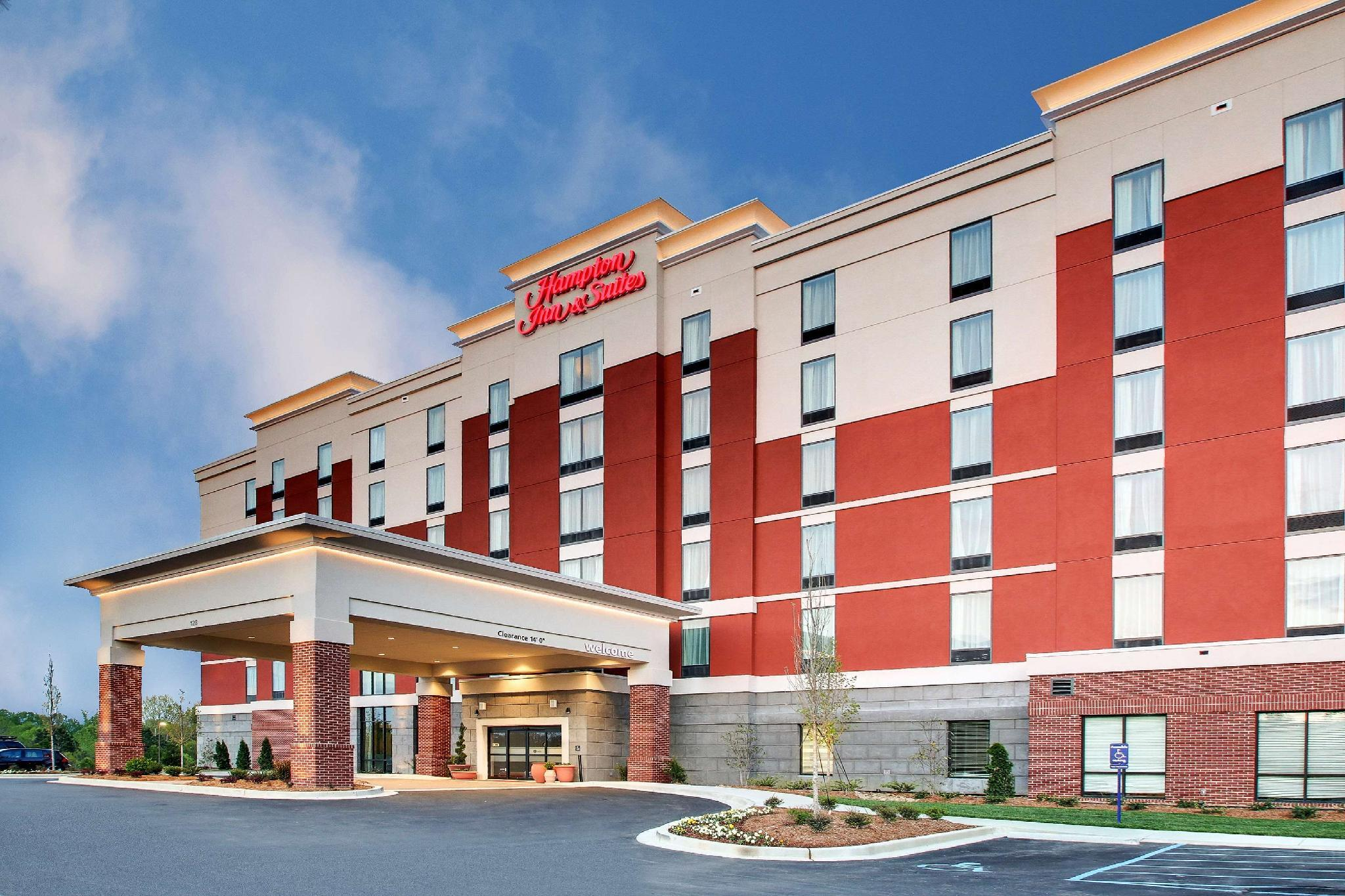 Hampton Inn And Suites Greenville Airport