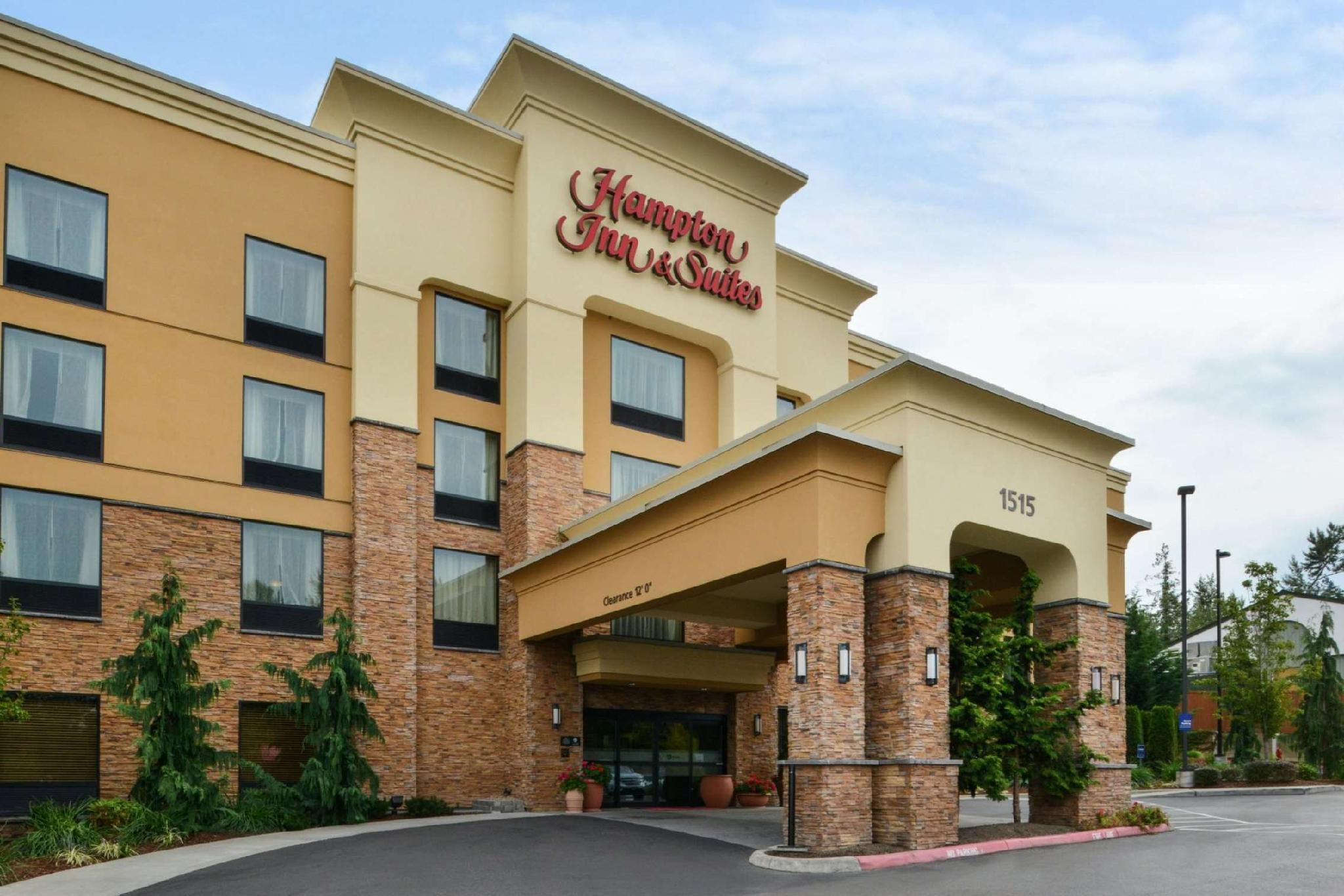 Hampton Inn and Suites by Hilton-Tacoma/Puyallup, WA