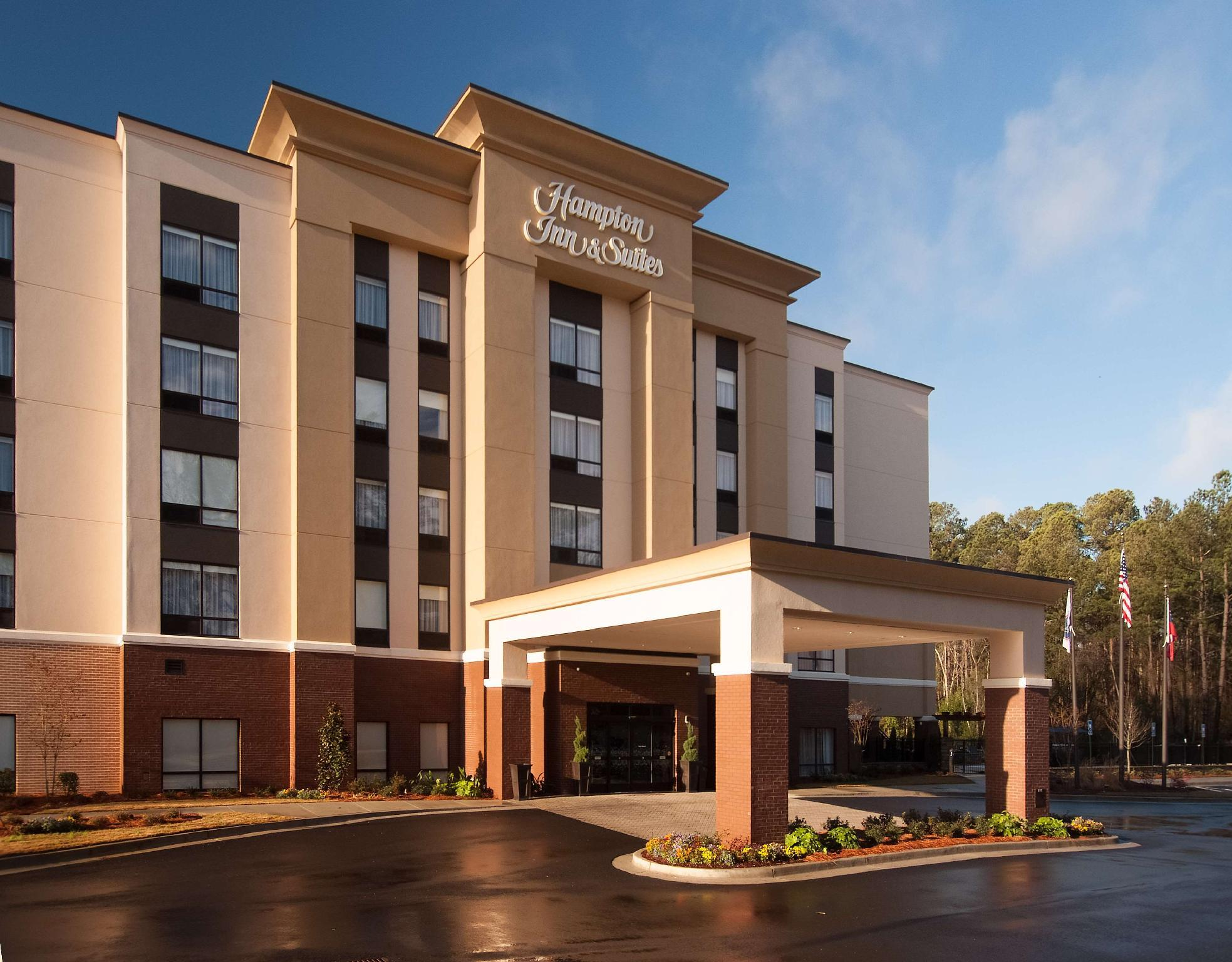 Hampton Inn And Suites By Hilton Augusta Washington Rd