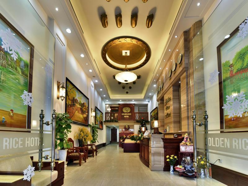 Golden Rice Hotel Hanoi