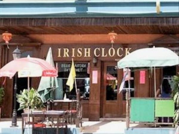 Irish Clock Udon Thani