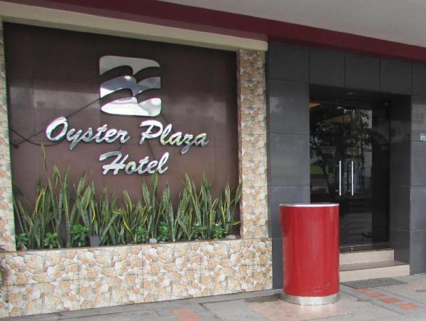 Oyster Plaza Hotel Manila