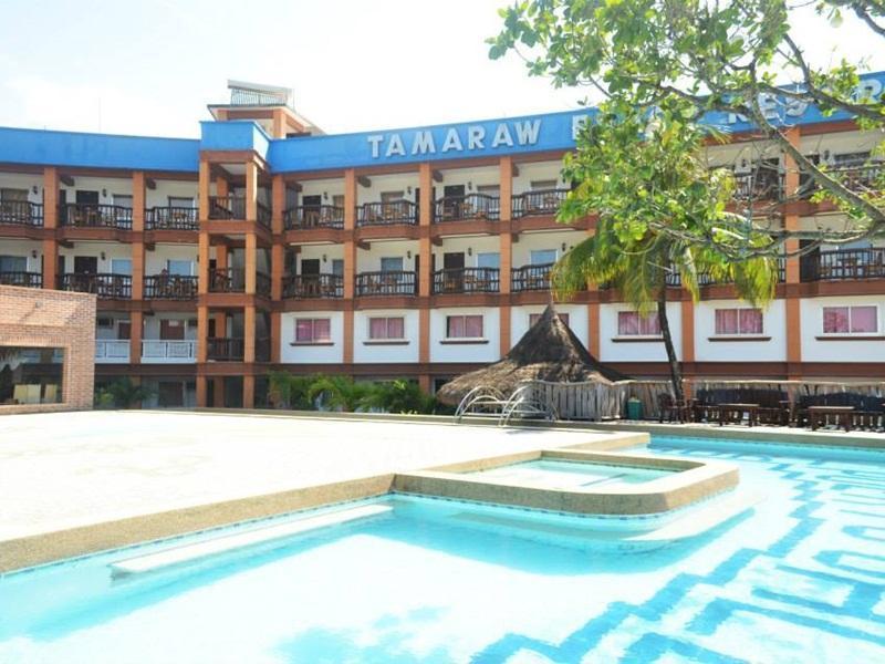Tamaraw Beach Resort Hotel Puerto Galera