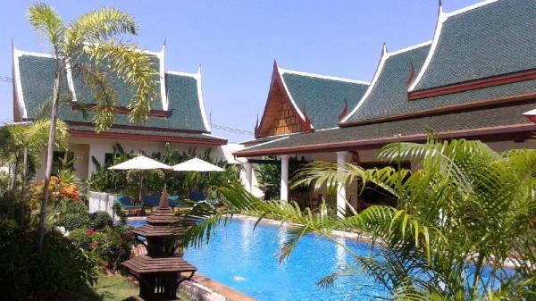 Baan Malinee bed & breakfast Phuket