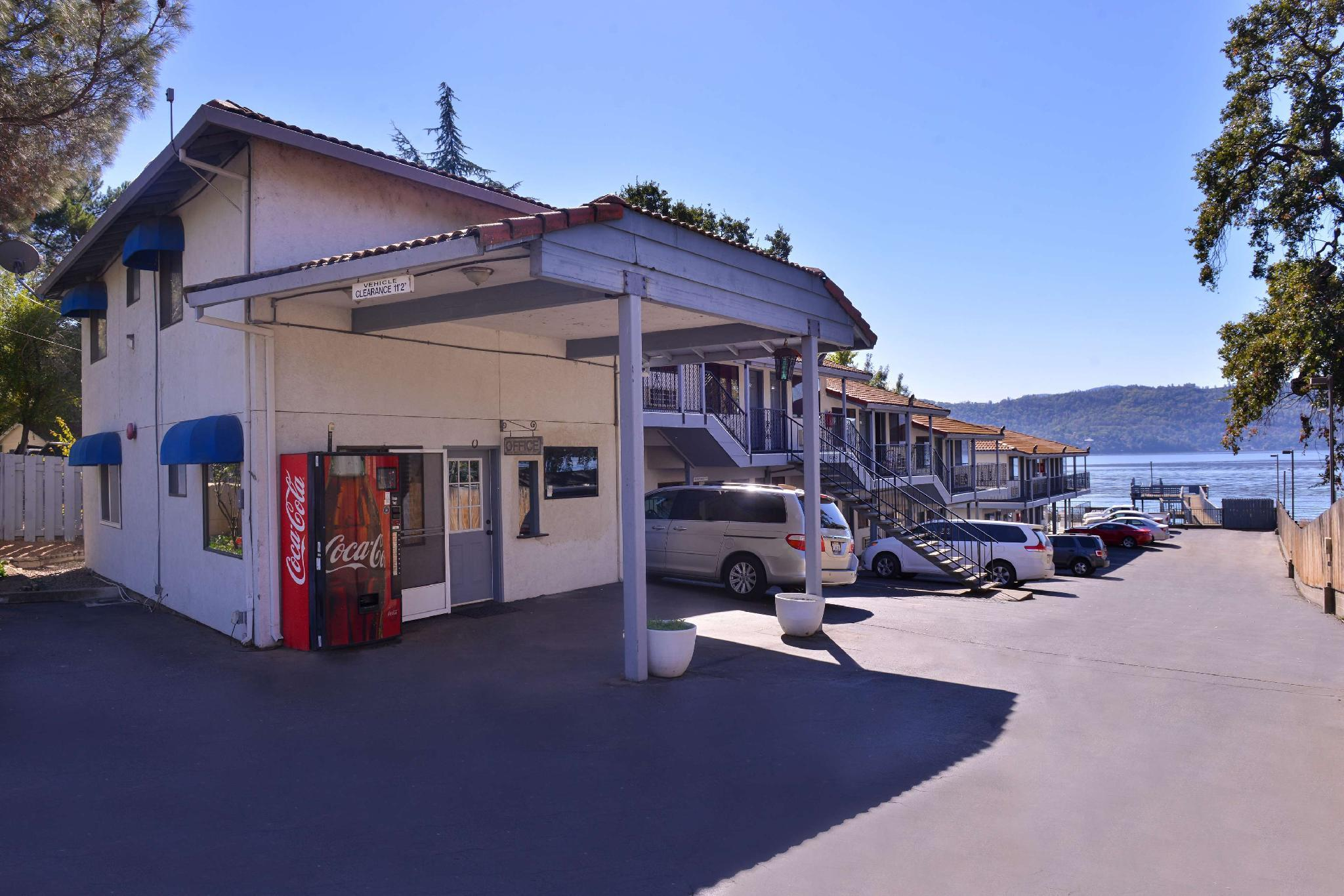 Americas Best Value Inn And Suites Clearlake Wine Country