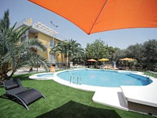 Apartamentos El Palmeral De Madaria