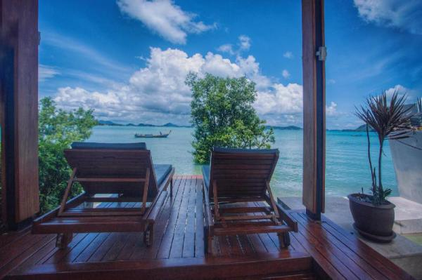 260 Degrees Sea View With Private Beach Et