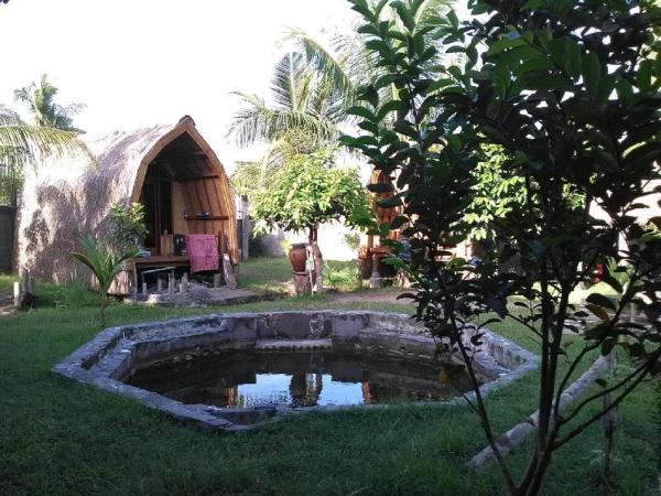 Villa Batu Lumbung Bungalow Garden Lombok