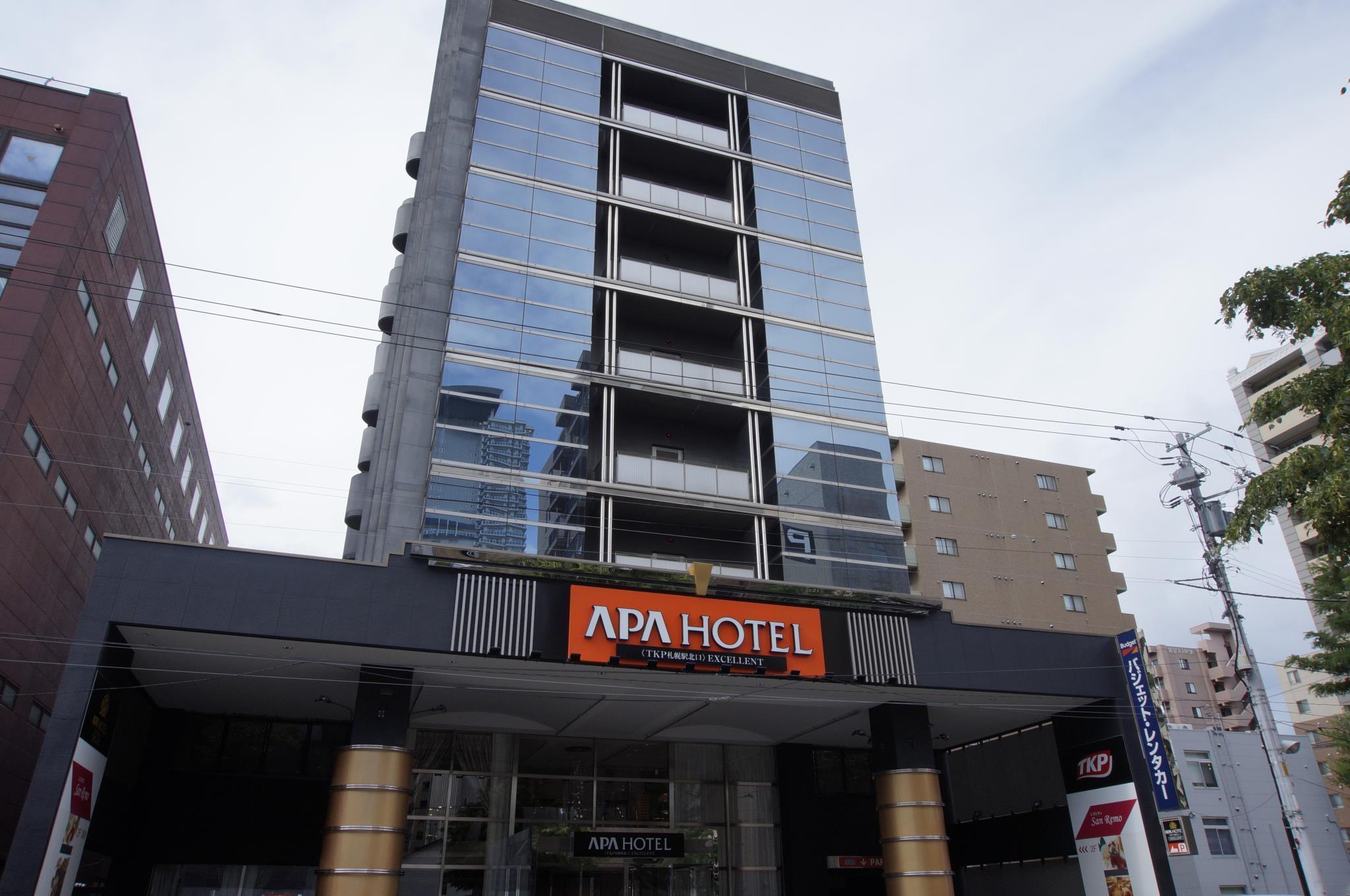 APA Hotel TKP Sapporoeki Kitaguchi Excellent