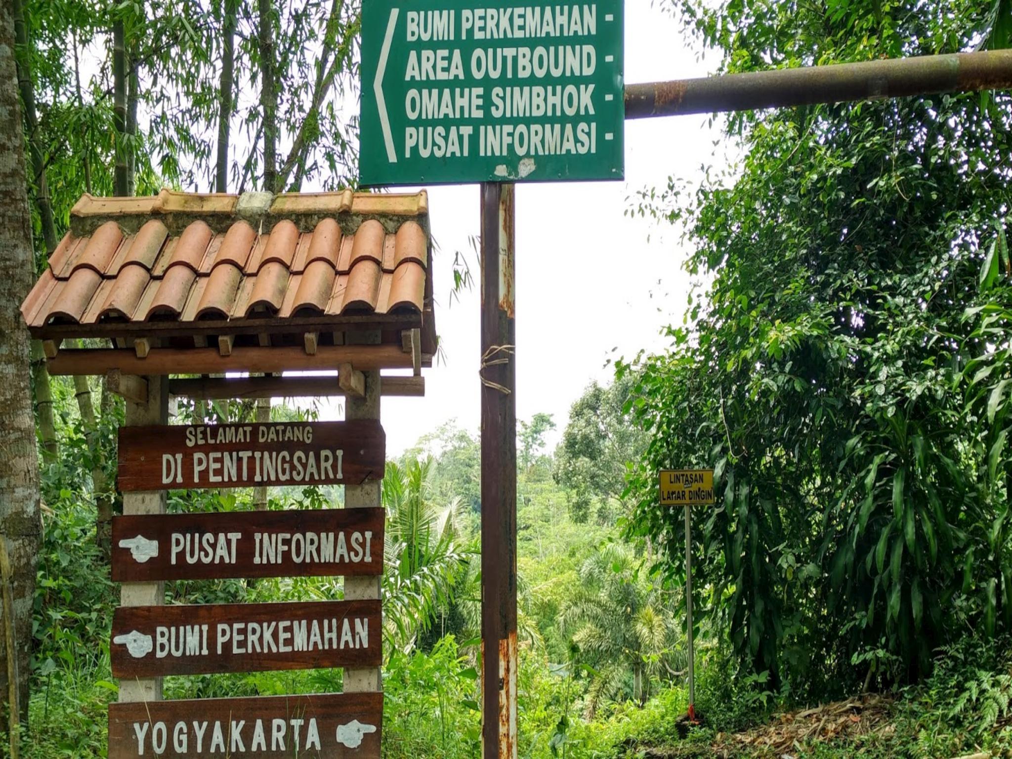 Desa Wisata Pentingsari 2BR House 32 Fullboard
