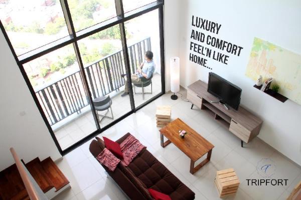 A1 Luxury Duplex@I-City - City of Light Shah Alam