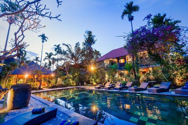 Ubud Inn Cottage Bali