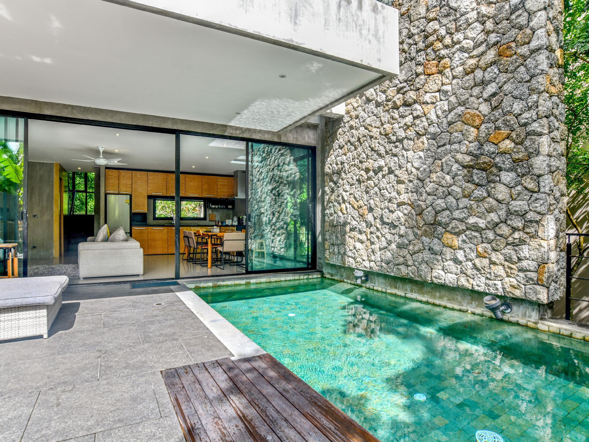 Luxurious 4 Bedrooms Private Pool Villa Kamala