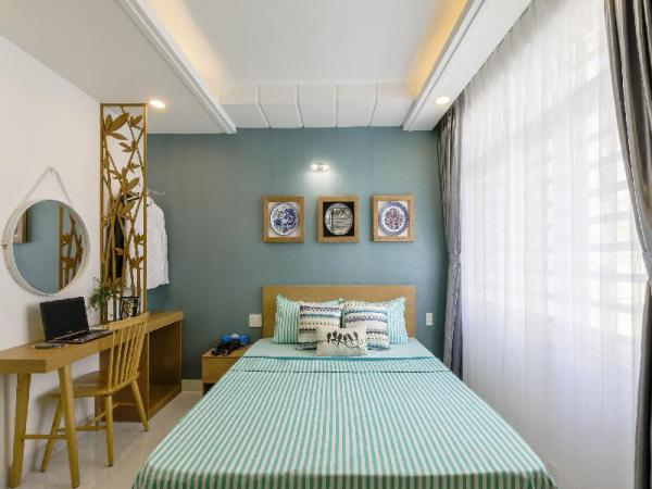 Lilian Home Le Thi Rieng Apartment #8 Ho Chi Minh City