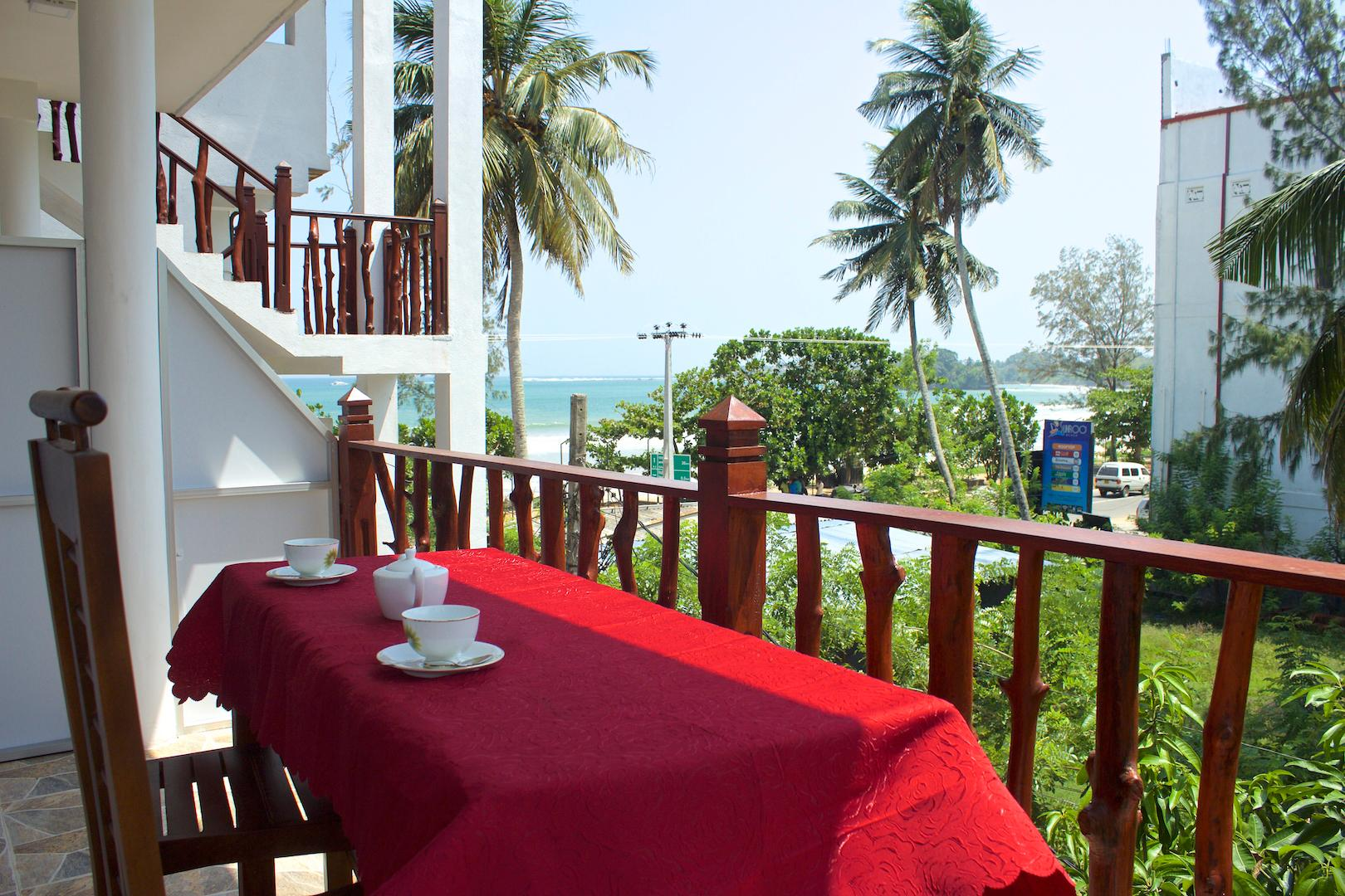 Double Lux Room In Hotel 50m Far From Beach
