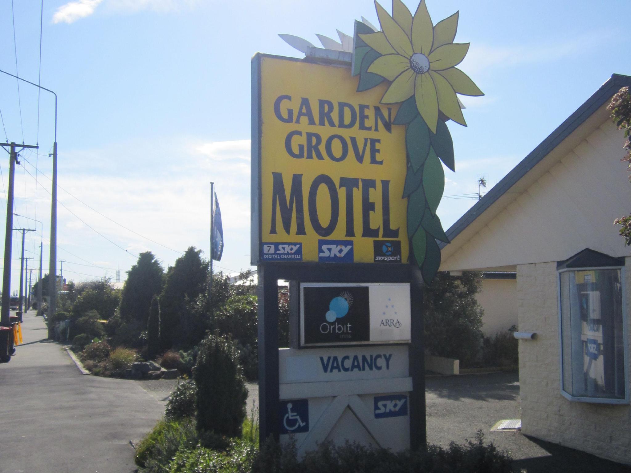 Arra Garden Grove Motel