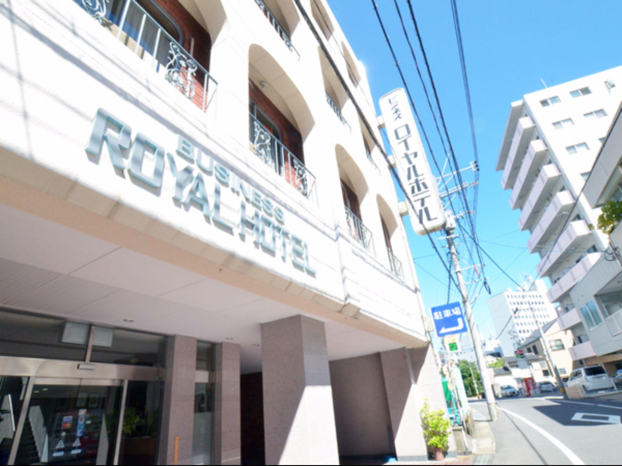 Business Royal Hotel Nagasaki