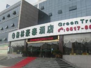 GreenTree Inn Xuyi Bus Station