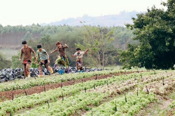 Organic Coolliving Farmhouse Khao Yai