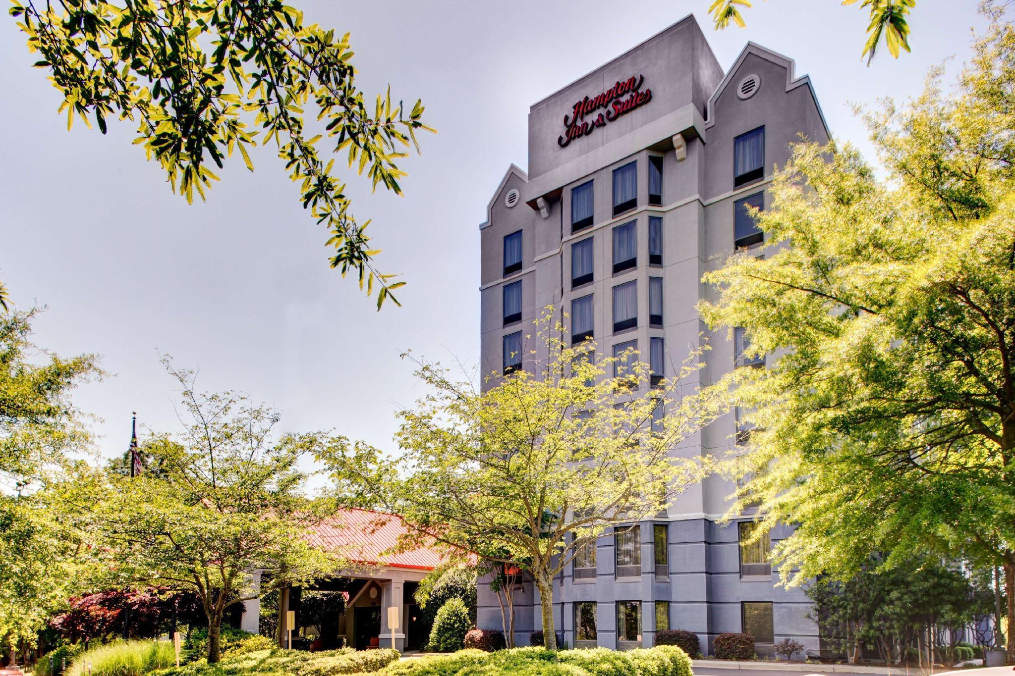 Hampton Inn And Suites Atlanta Duluth Gwinnett