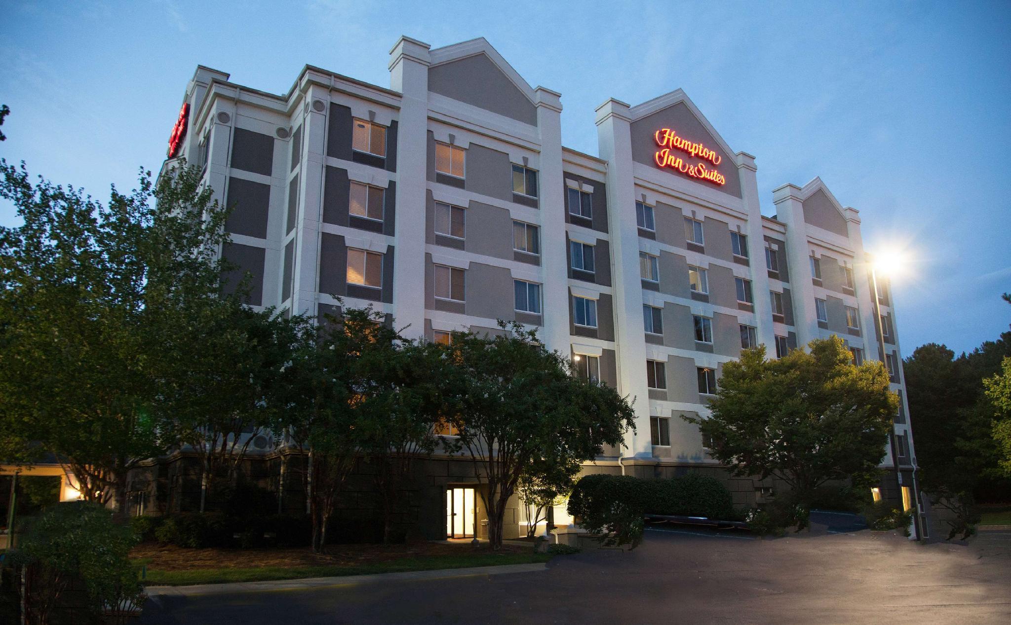 Hampton Inn And Suites Alpharetta