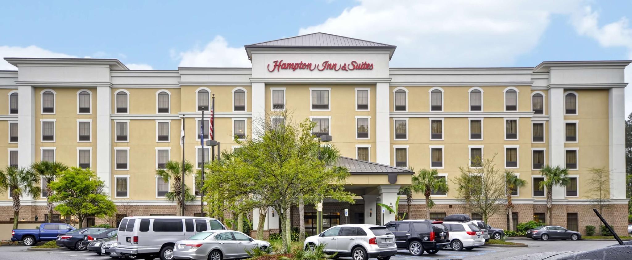 Hampton Inn And Suites North Charleston University Blvd