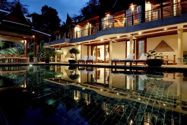 Surin Beach Villa 3 Bedrooms Phuket Phuket