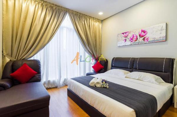 Soho Suites KLCC by Aloha - 2rooms for 7 pax, #2 Kuala Lumpur