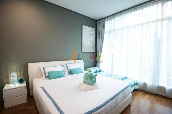 Soho Suites KLCC by Aloha - 2 rooms for 6 pax,  #3 Kuala Lumpur
