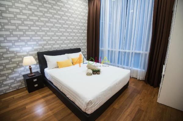 Soho Suites KLCC by Aloha - 2 rooms for 6 pax, #10 Kuala Lumpur