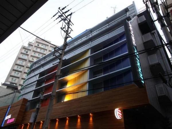 Shinchon At Noon Hotel Seoul
