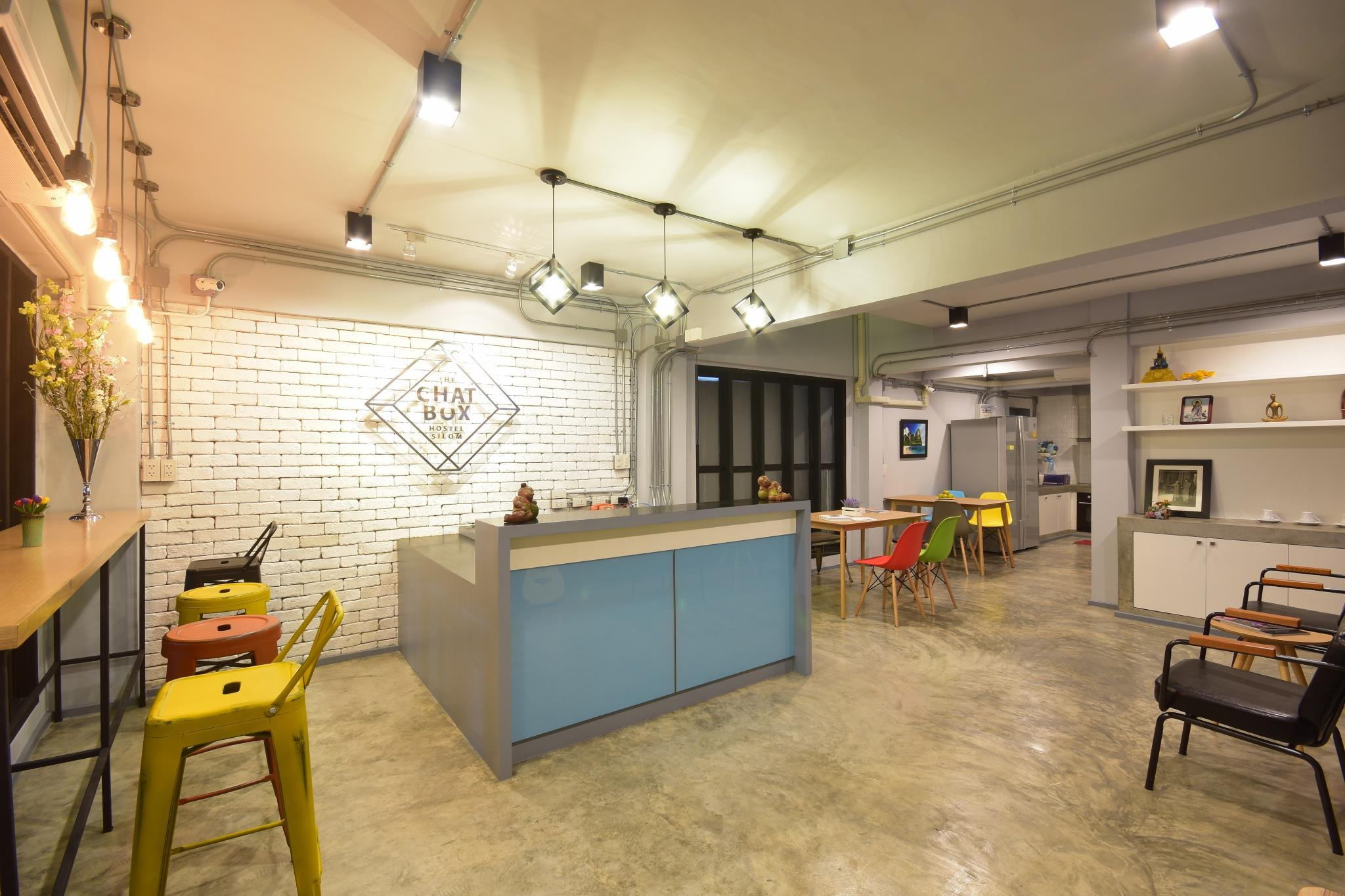The Chatbox Silom Hostel Reviews
