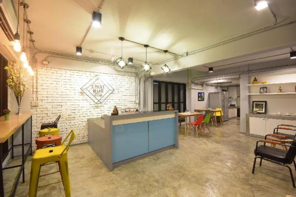 The Chatbox Silom Hostel Bangkok