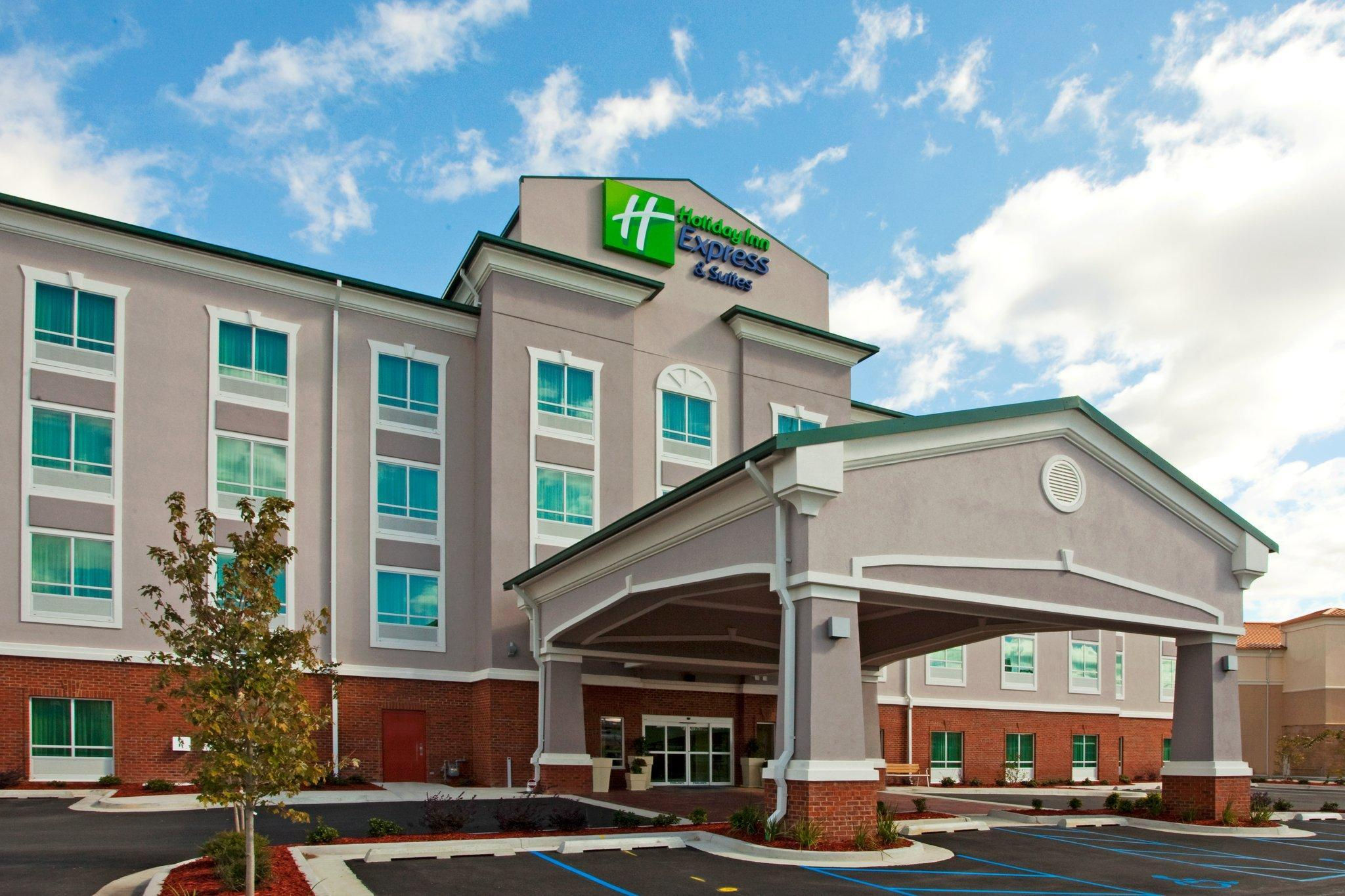 Holiday Inn Express Hotel And Suites Valdosta Southeast
