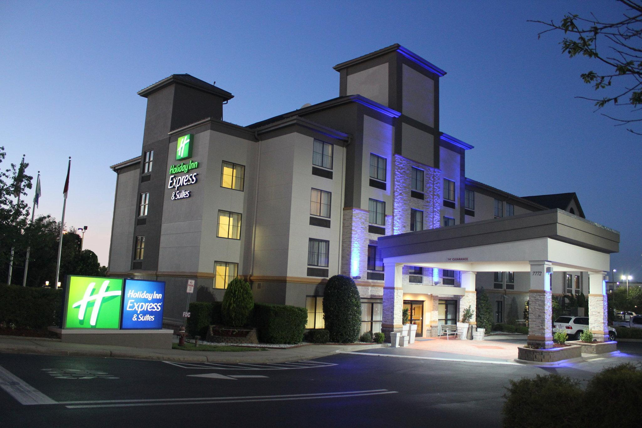 Holiday Inn Express Hotel And Suites Charlotte Concord I 85