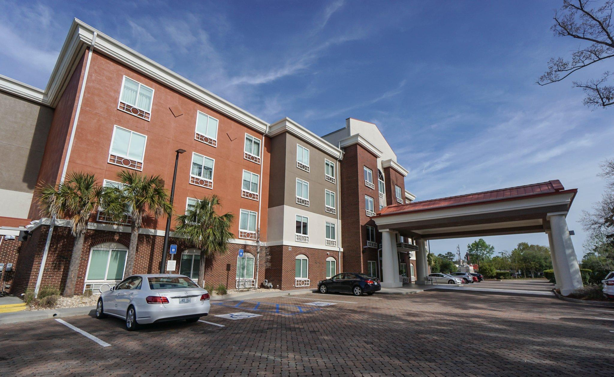 Holiday Inn Express Hotel And Suites Savannah   Midtown