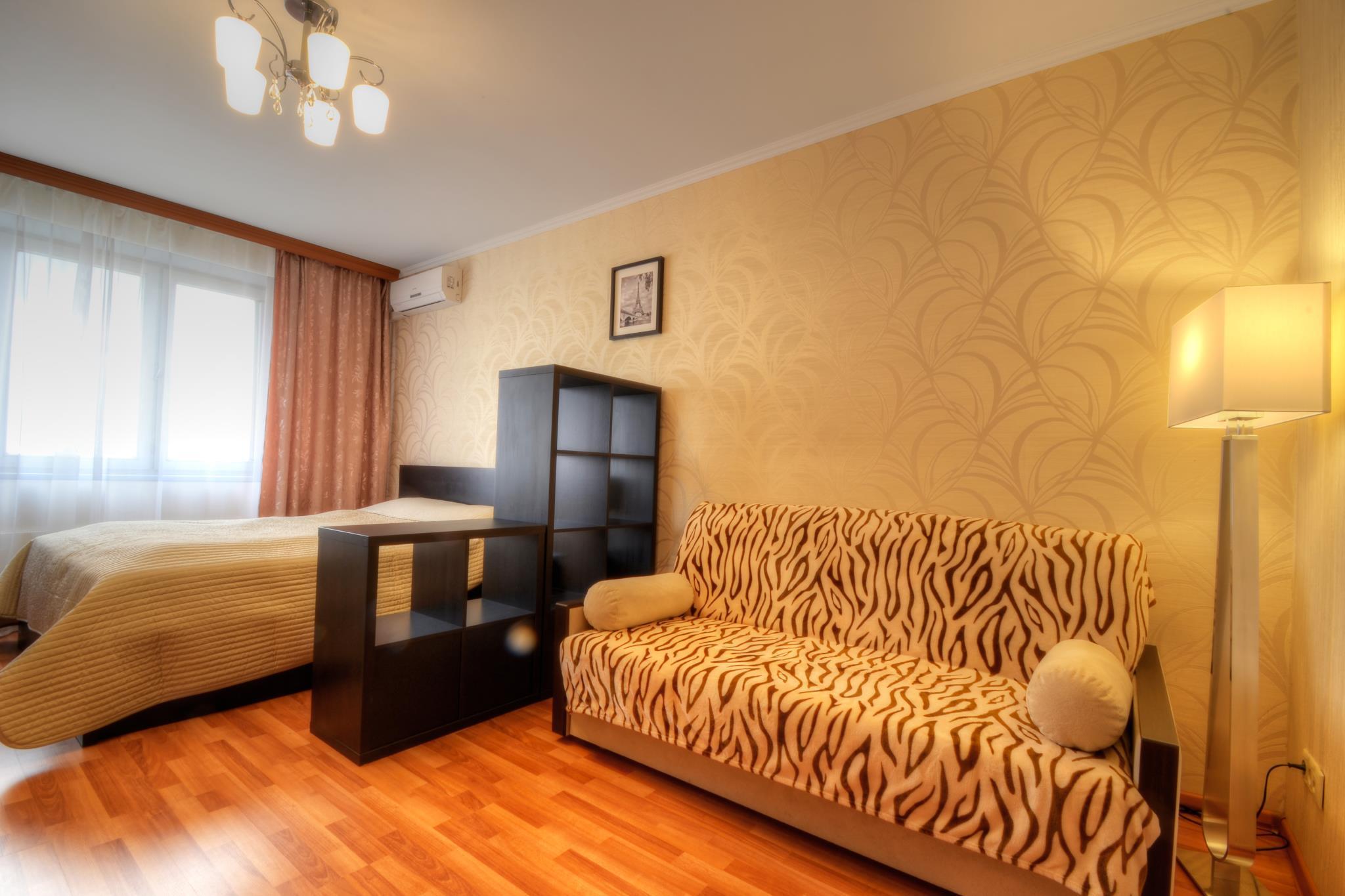 Luxe Apartments At Kuzminki