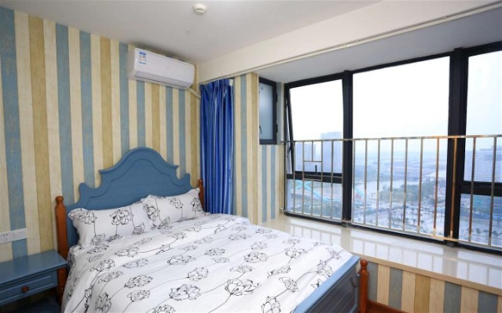 TAIGE Superior 2 Bed Apt Near Nansha Wanda Plaza