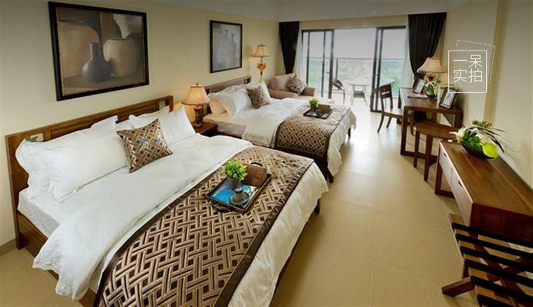 Yidai Holiday 2 Bed Apartment O At Hailing Island