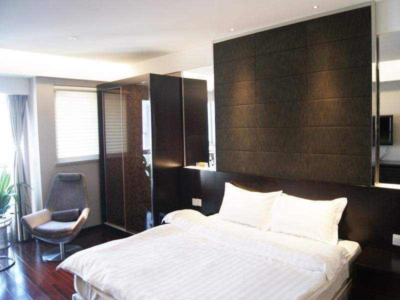 Review Nanjing Kaibin Apartment Muma Dian